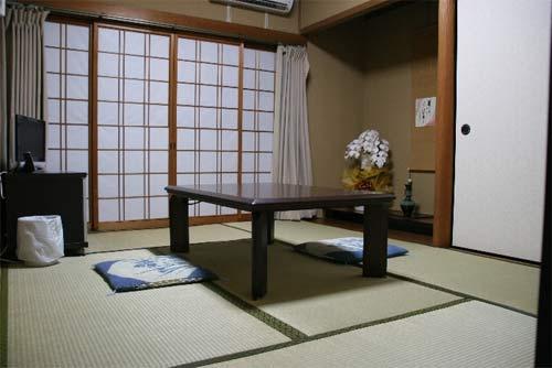 京都のおうちABC/客室
