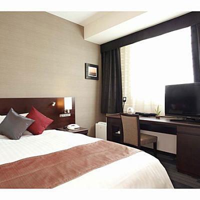 ホテルメッツ横浜鶴見<JR東日本ホテルズ>/客室