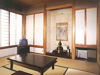 割烹の宿 山長/客室