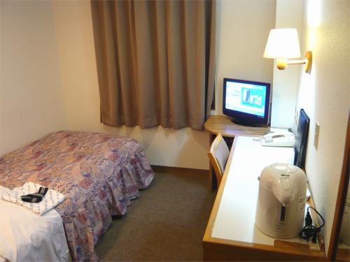 ホテルテトラ八戸(旧 ホテル オーシタ)/客室