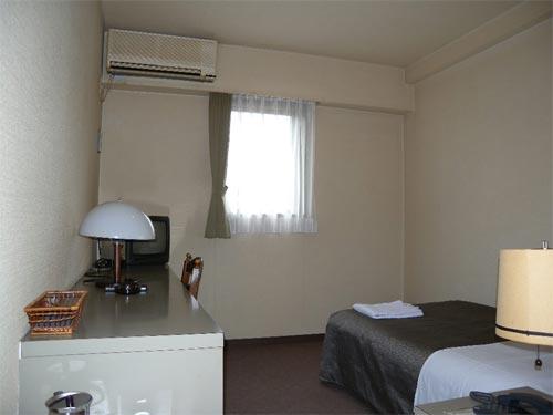 パシフィックホテル鐺山/客室