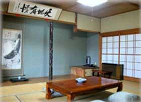 有福温泉 自家源泉の宿・よしだや/客室