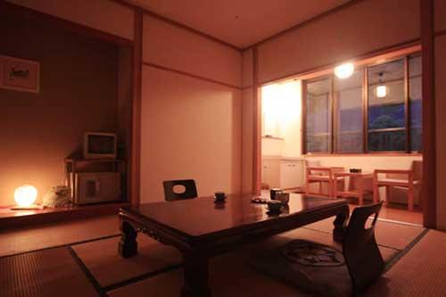 お宿 おおぜき/客室