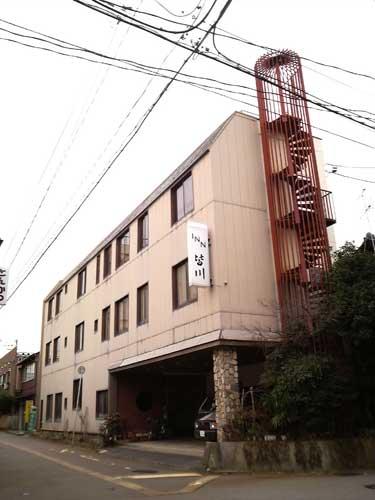 INN 皆川旅館/外観