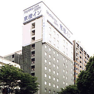 東横イン横浜スタジアム前1(旧:横浜スタジアム前本館)/外観