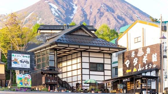 嶽温泉 山のホテル/外観