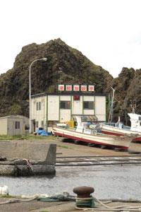 津軽海峡亭/外観