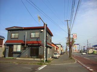 ゲストハウス 函館クロスロード/外観