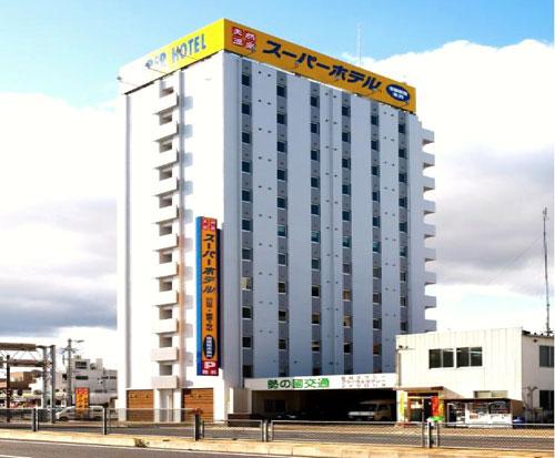 スーパーホテル四日市・国道1号沿/外観