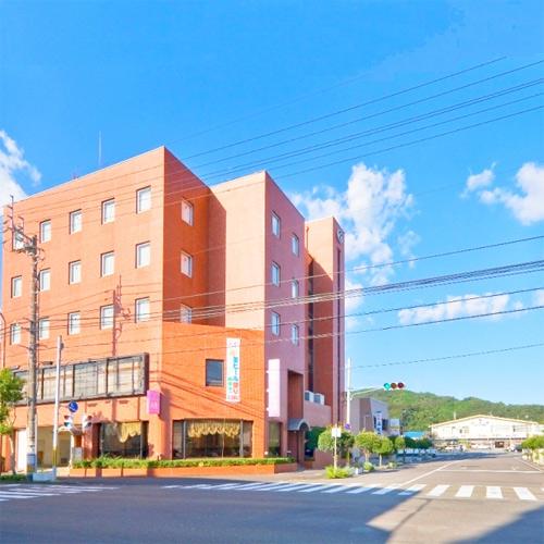 中村第一ホテル/外観