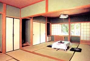 民宿はくれい荘/客室