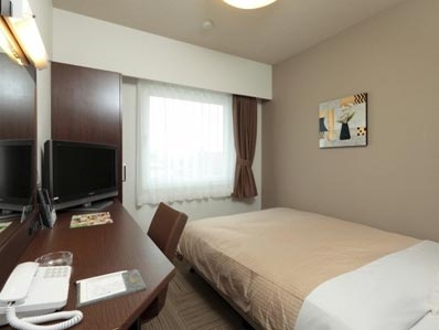 ホテルルートイン魚津/客室