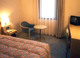 ホテルクラウンヒルズ福島(BBHホテルグループ)/客室