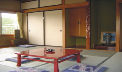 民宿翠明荘/客室