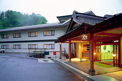 川俣観光ホテル 仙心亭/外観