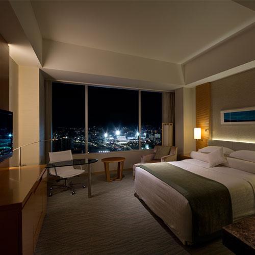 シェラトングランドホテル広島/客室