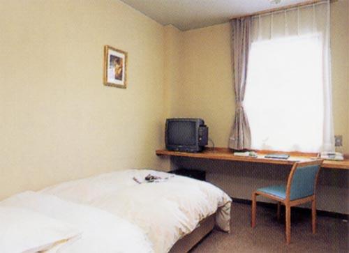 王将ビジネスホテル/客室