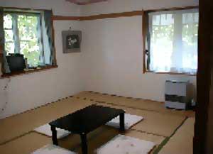 赤倉温泉 ペンション モン・セルヴァン/客室