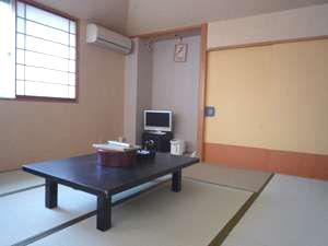 かにの宿 丸世井/客室