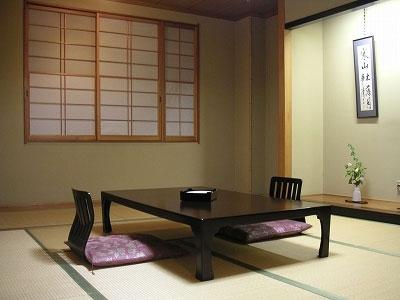 鳴子温泉 貸切露天風呂の宿 扇屋/客室