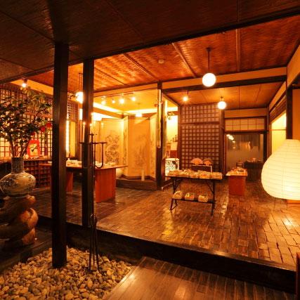 宮浜温泉 庭園の宿 石亭/客室