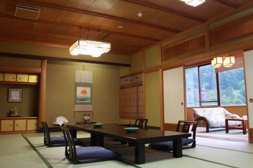 宇奈月温泉 グリーンホテル喜泉/客室
