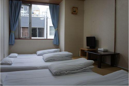 ホテル奉仕会館/客室