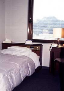 ホテルエリアワン延岡(旧 ビジネスホテル東洋)/客室