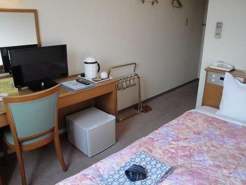 ビジネスホテル ヤマシロ/客室