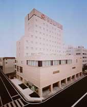 パールホテル太田/外観