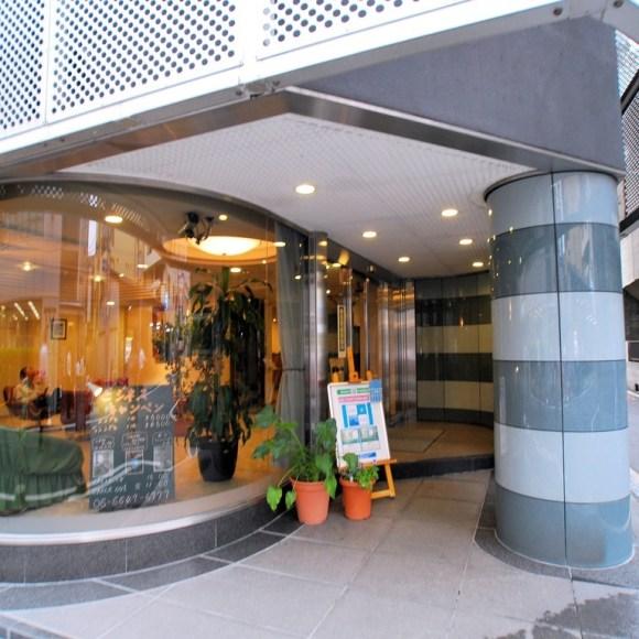 ホテル ル・ボテジュール ナンバ/外観