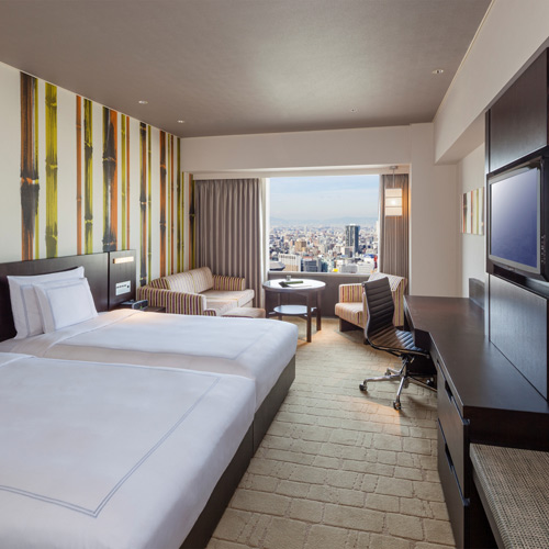 スイスホテル南海大阪/客室