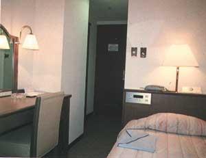 ホテルサンルート八戸/客室