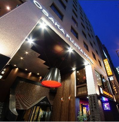 大阪富士屋ホテル/外観