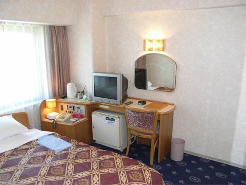 ホテルニューグリーン燕三条/客室