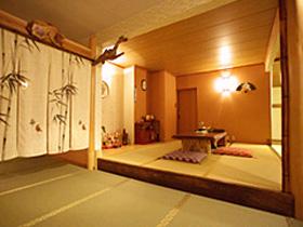 割烹旅館 清都(きよと)/客室