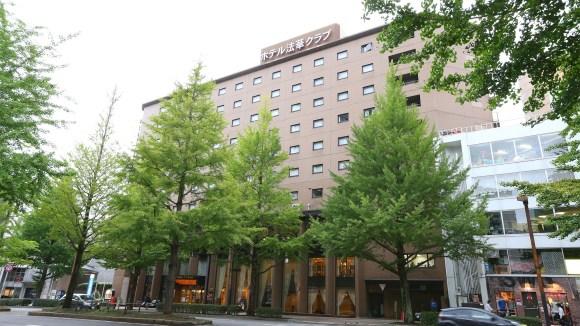 ホテル法華クラブ仙台/外観