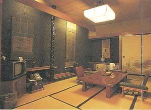 深い眠りの湯 岩倉温泉/客室