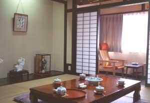 こんぴら温泉 とら丸旅館/客室