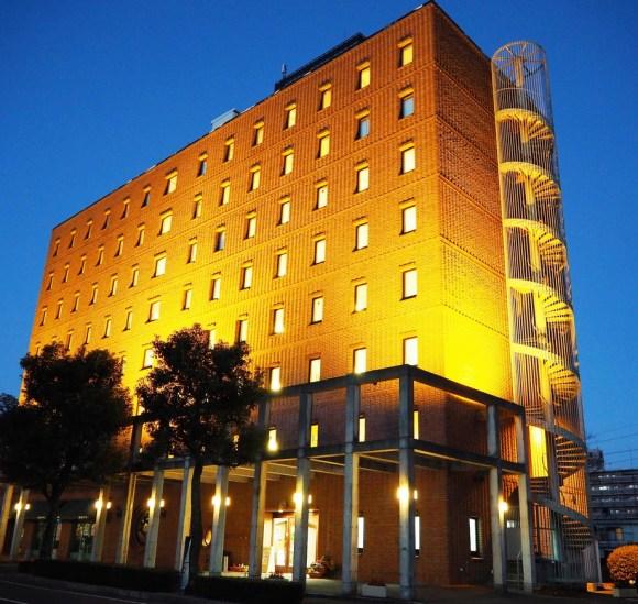 新飯塚ステーションホテル/外観