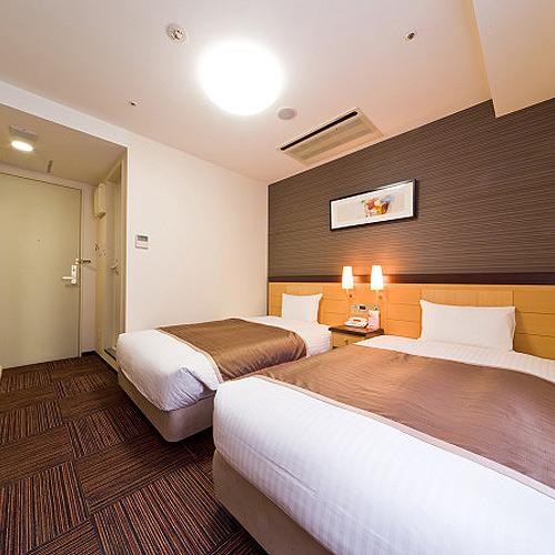 ホテル法華クラブ札幌/客室