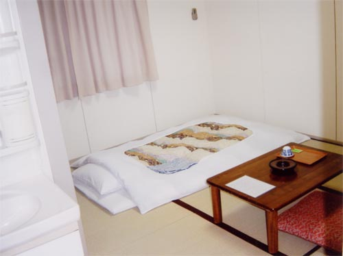 味の宿 魚義/客室