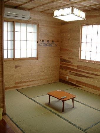 民宿 アース山口<屋久島>/客室