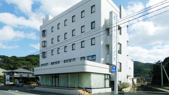 ホテルマリンピア <五島・中通島>/外観