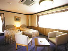 プチホテル バースティック/客室