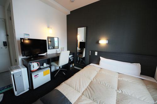 スーパーホテル旭川 天然温泉 大雪山の湯/客室