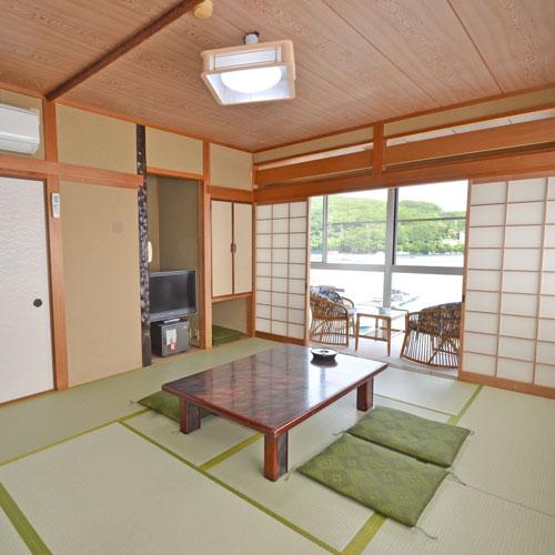 民宿美浦荘/客室