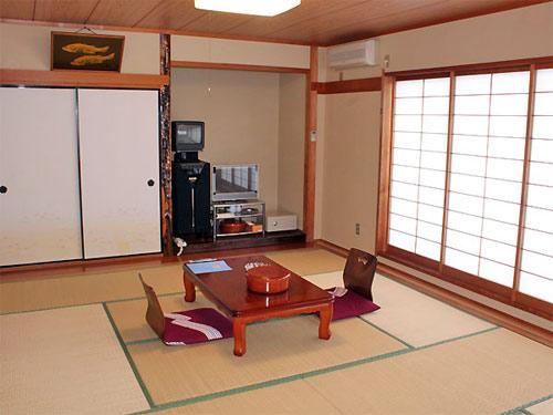 料理民宿&釣り宿 魚月/客室