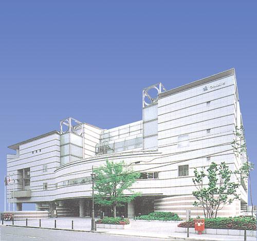 愛知県女性総合センターウィルあいち/外観