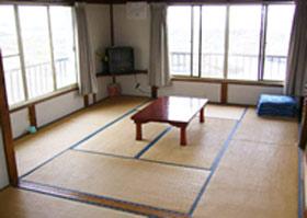 民宿 長津呂荘/客室